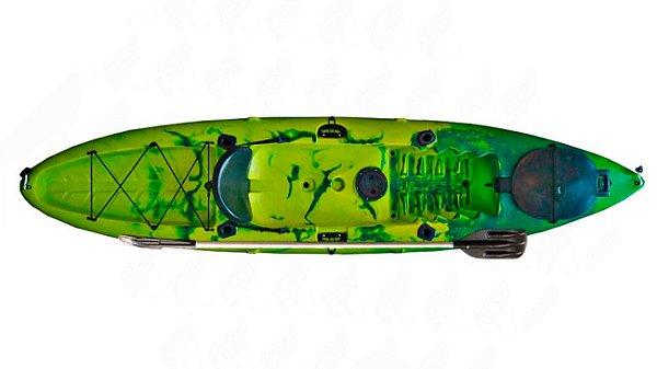 Caiaque Lontras Barracuda Pro Fish sem Assento