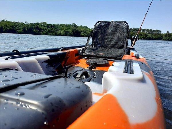 """Caiaque Falcon com Pedal - Cor Especial """"Jornada na Pesca"""""""