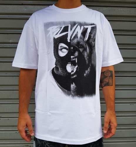 Camiseta Blunt Wild Life Branca