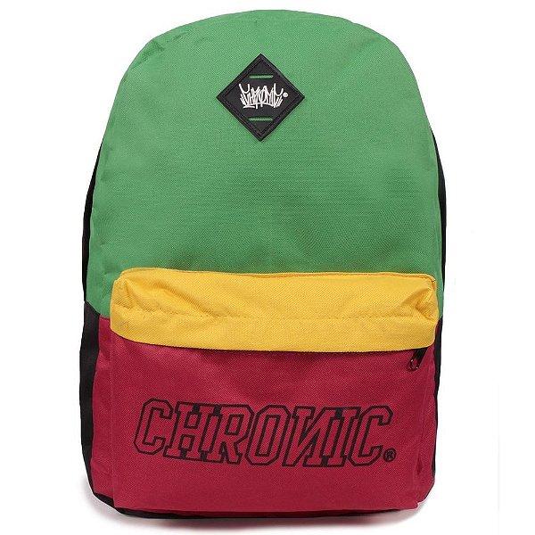 Mochila Chronic Reggae