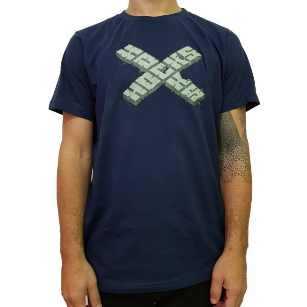 Camiseta Hocks Skate Wall