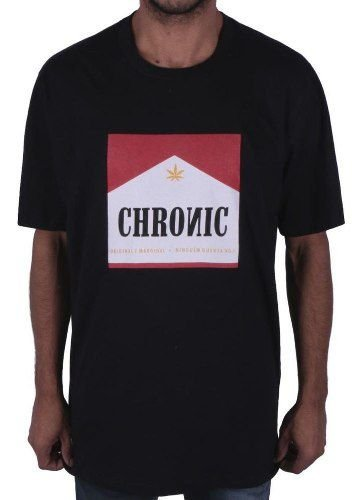 Camiseta Chronic Cigarette