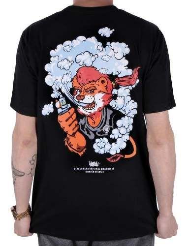 Camiseta Chronic Smoke
