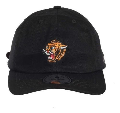 Bone Dad Hat Other Cultur Tiger Preto