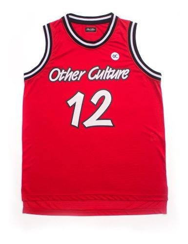 Regata Basquete Other Culture Oc Land Red