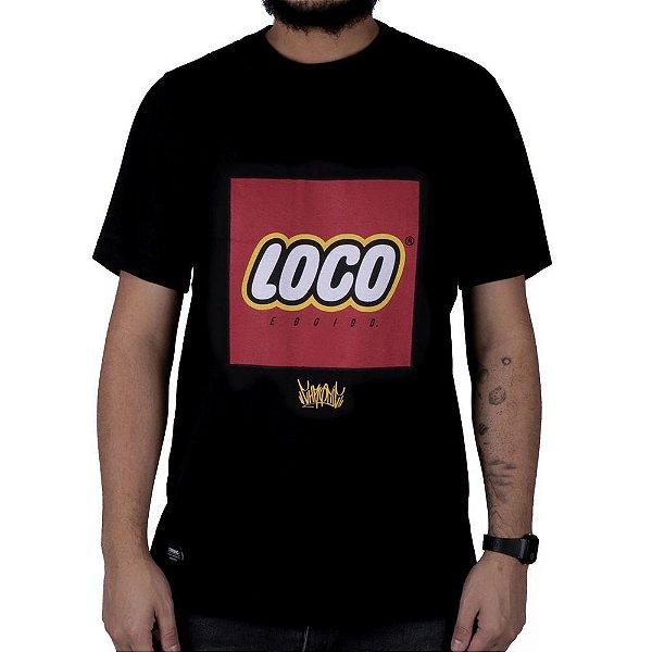 Camiseta Chronic Loco e Doido