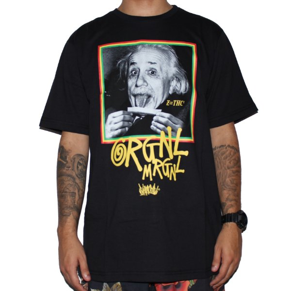 Camiseta Chronic Einstein 420