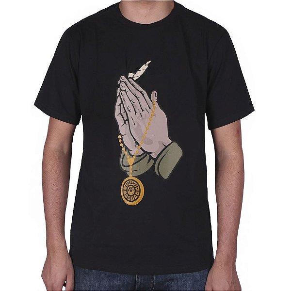 Camiseta Chronic Pray Preta