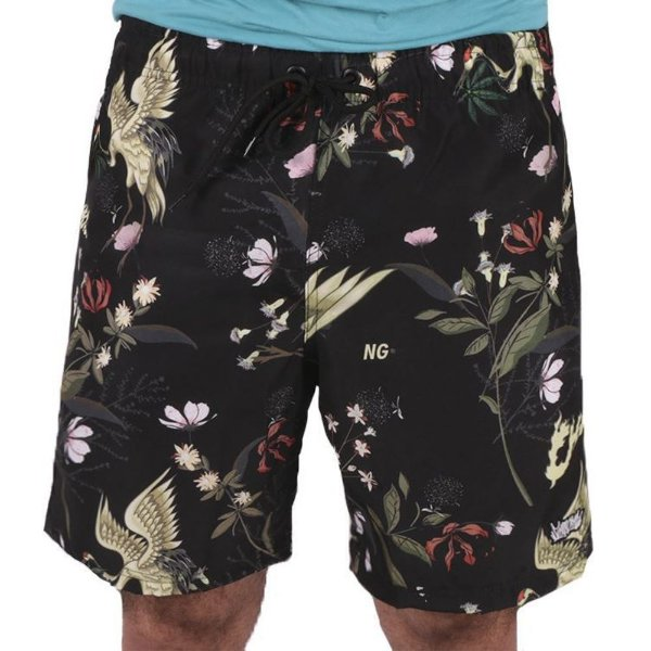 Shorts Praiano Chronic Floral