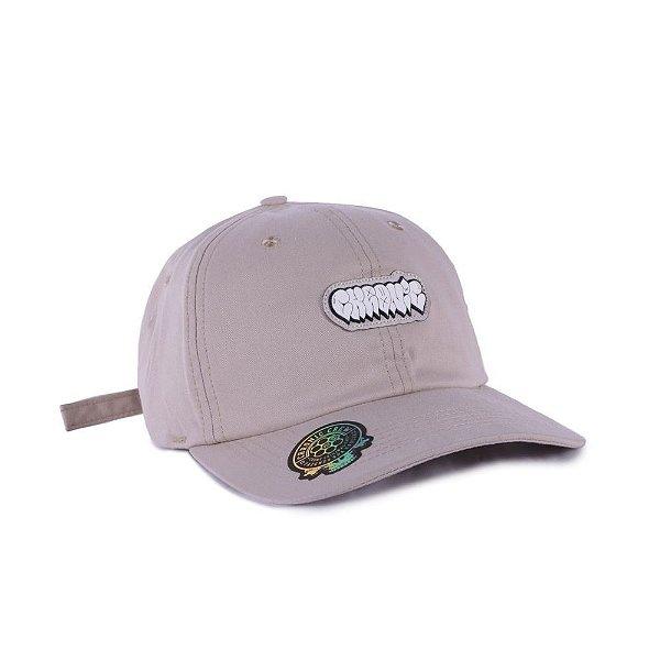 Bone Chronic Dad Hat Logo Boomb