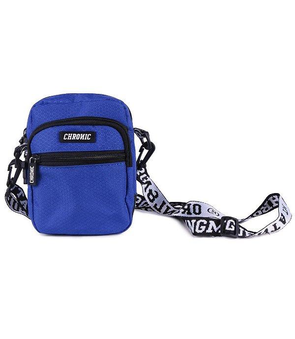 Shoulder Bag Chronic Azul Royal