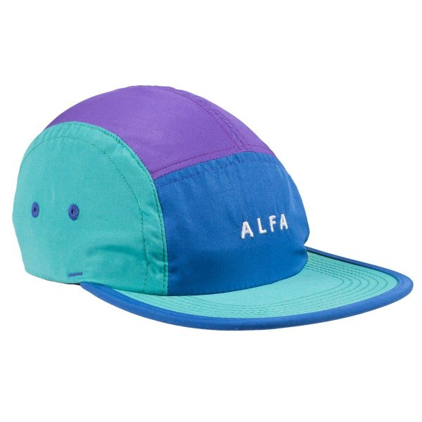 Bone Alfa Five Panel Hydro