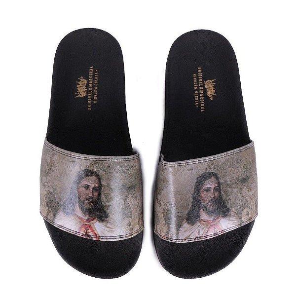Chinelo Slide Chronic Christ