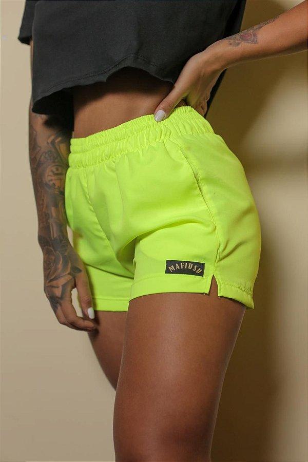 Shorts Feminino Tactel Mafiusu