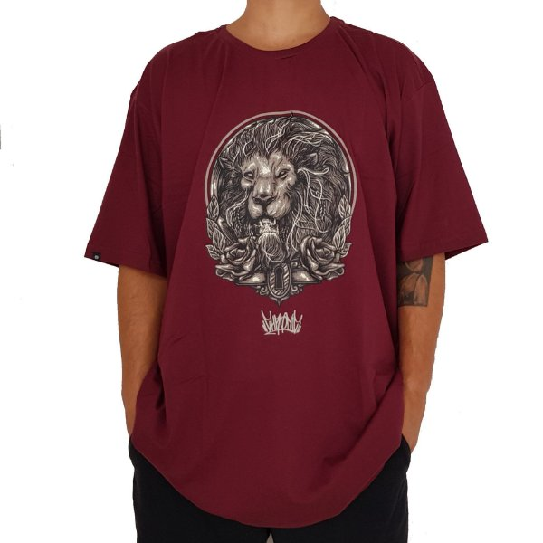 Camiseta Chronic Lion