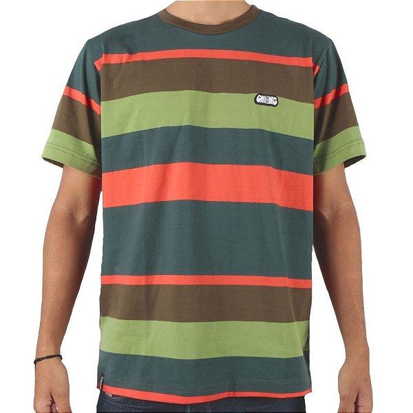 Camiseta Chronic Listrada Stripe
