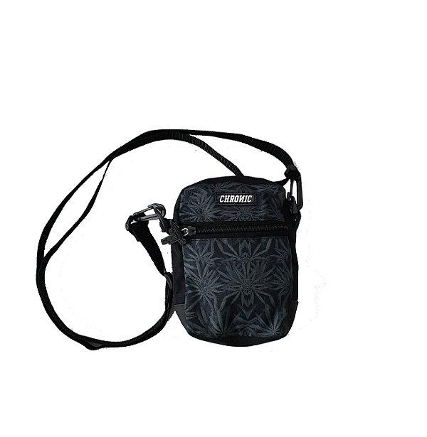 Shoulder Bag Chronic Dupla Face Weed