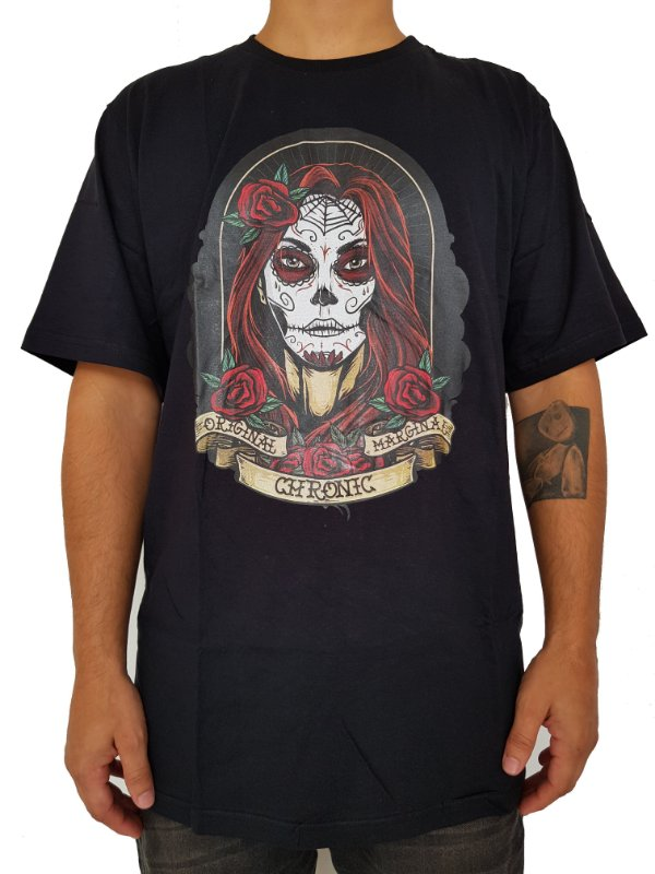 Camiseta Chronic Katrina