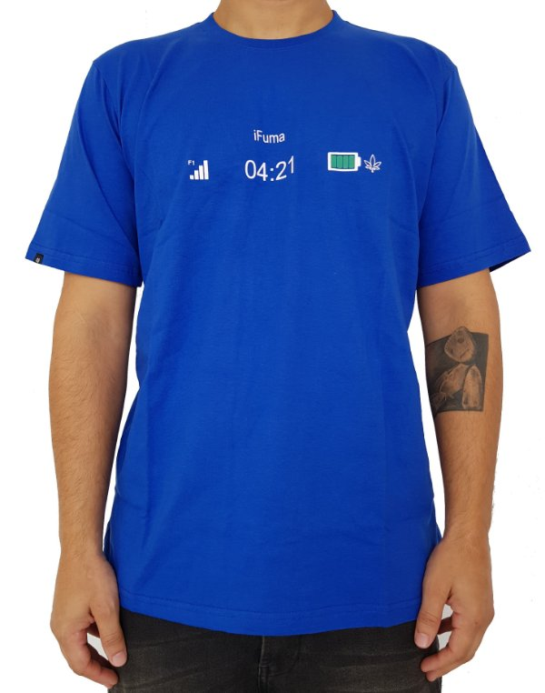 Camiseta Chronic iFuma