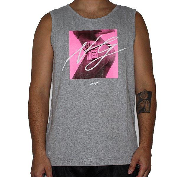 Camiseta Regata Chronic Stripper Ng