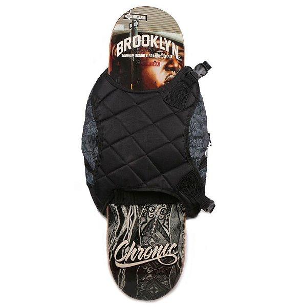 Mochila Chronic Graff Com Skatebag
