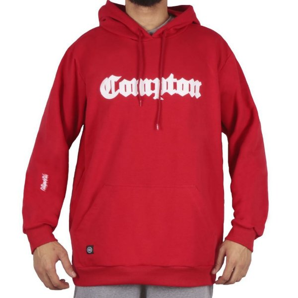 Blusa Moletom Chronic Compton