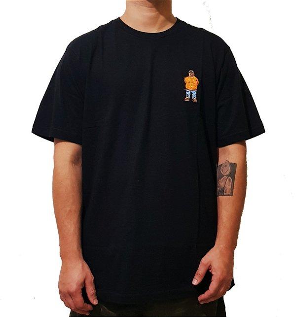 Camiseta Other Culture Big Smalls Black