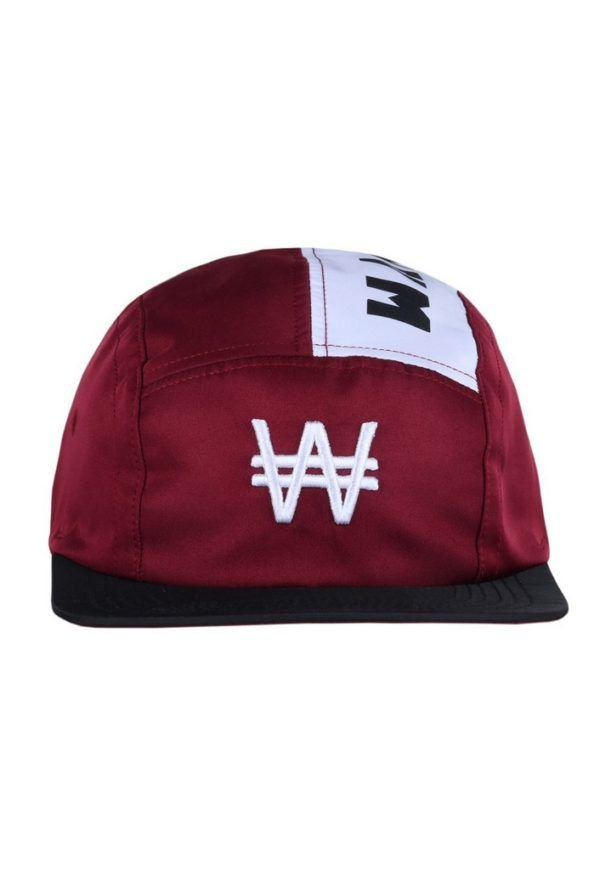 Boné 5 Five Panel Wanted Runner Red