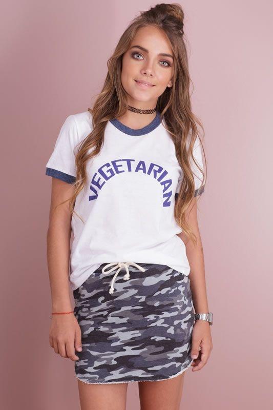 T-shirt Vegetarian