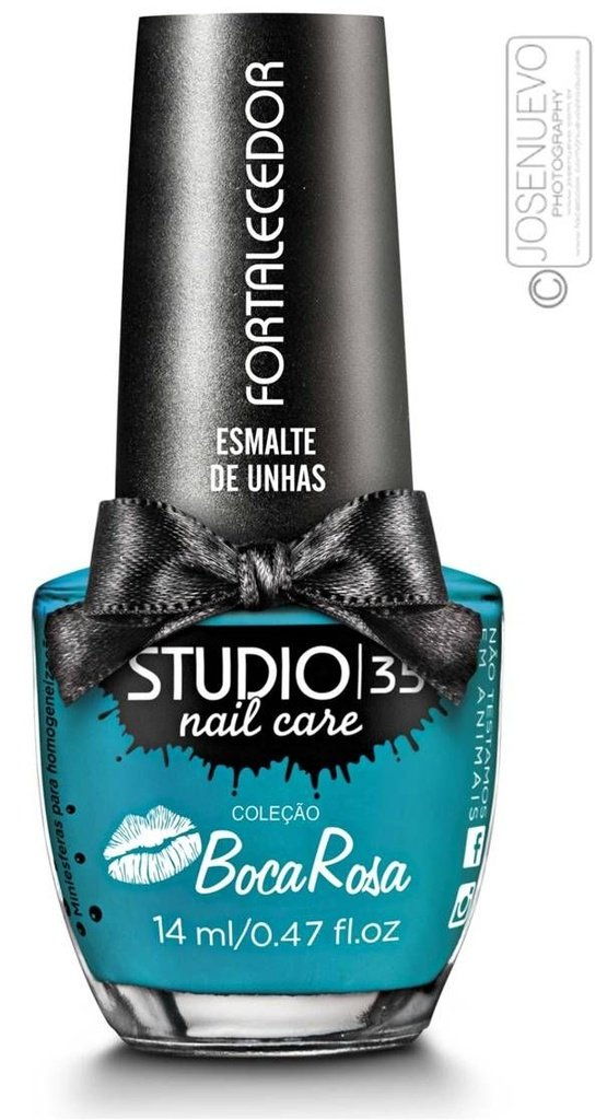 Esmalte Fortalecedor Studio 35 by Boca Rosa 14 ml #pincel - 02 (Cremoso)