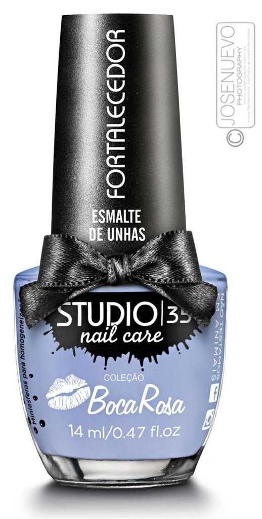 Esmalte Fortalecedor Studio 35 by Boca Rosa 14 ml #cheirinhodealgodaodoce - 08 (Cremoso)