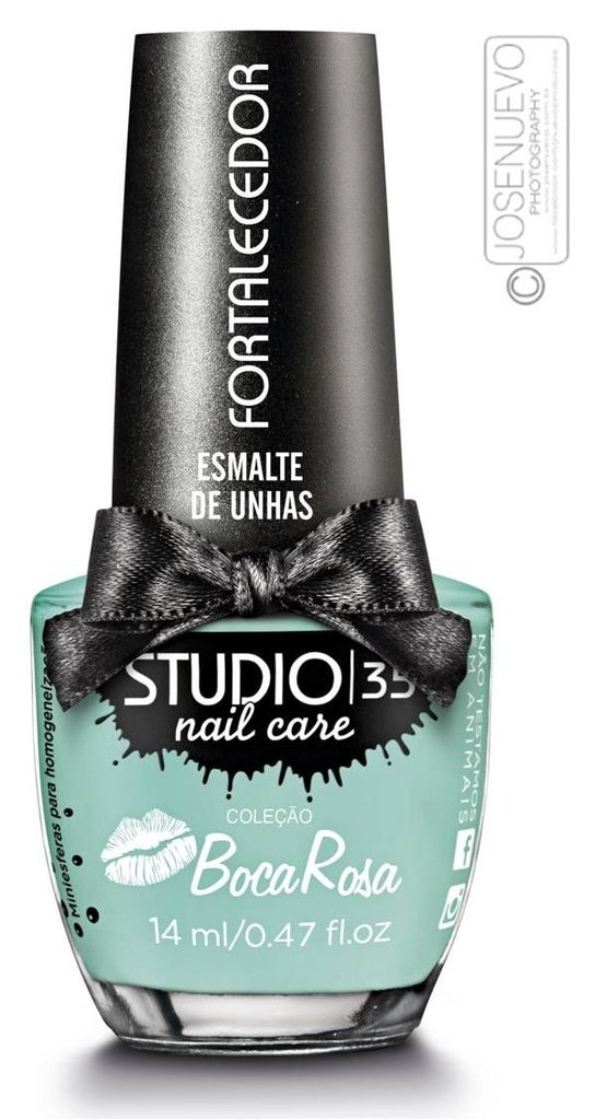 Esmalte Fortalecedor Studio 35 by Boca Rosa 14 ml #chicletedementa - 06 (Cremoso)
