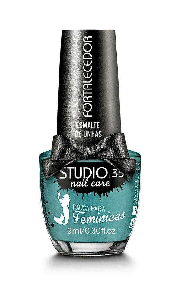 Esmalte Fortalecedor Studio 35 by Pausa para Feminices 9 ml - #ariel (cremoso)
