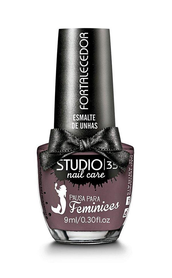 Esmalte Fortalecedor Studio 35 by Pausa para Feminices 1 - #hermione (cremoso)