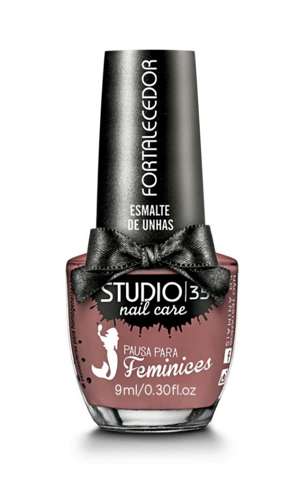 Esmalte Fortalecedor Studio 35 by Pausa para Feminices 1 - #siren (cremoso)