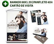 COMBOS DE PRODUTOS CARTÃO, PANFLETO E BANNER - 4X4