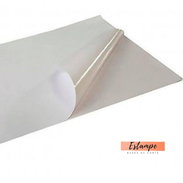 Papel Fotogratico Adesivo Glossy 80g - 20fls