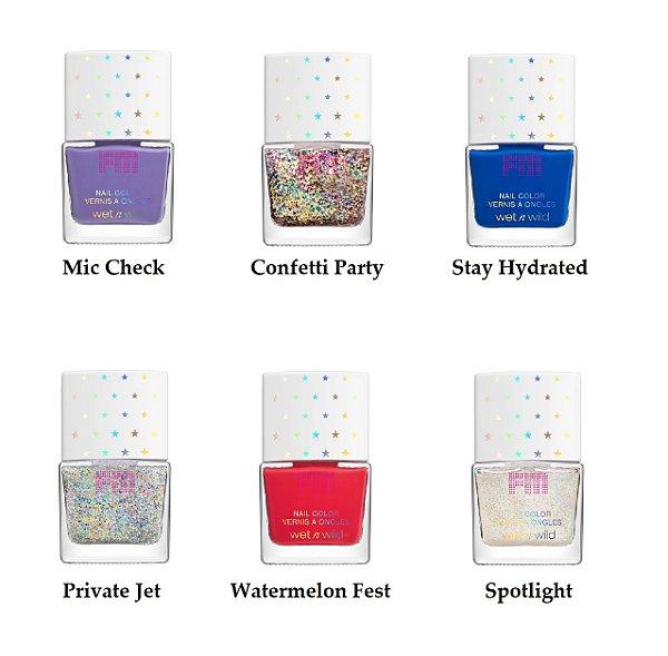 Esmalte Wet 'n Wild Fantasy Makers Nail Color - 1 Unidade - Escolha a Cor