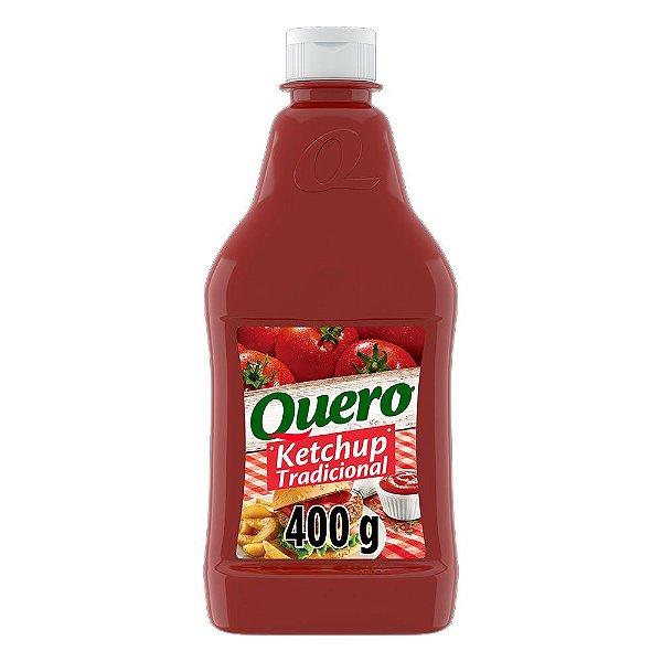 Ketchup Quero Tradicional 400g