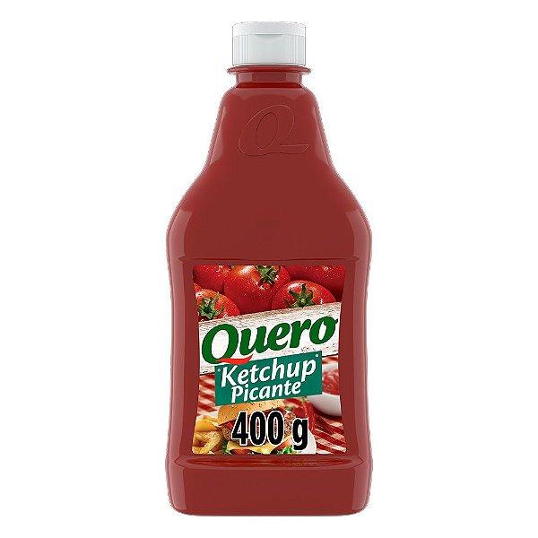 Ketchup Quero Picante 400g