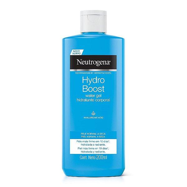 Hidratante Corporal Neutrogena Hydro Boost Gel Com 200ml