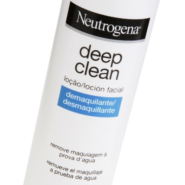 Loção Removedora de Maquiagem NEUTROGENA Deep Clean 200 ml