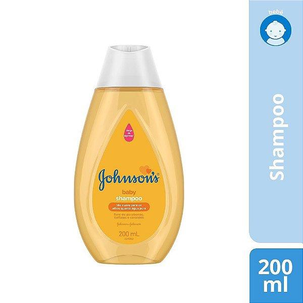 Shampoo JOHNSON'S Baby Regular 200 ml