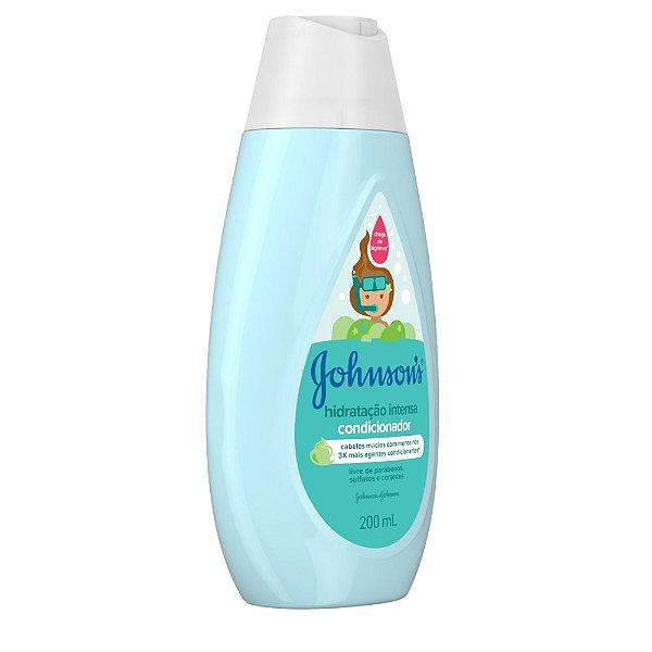 Condicionador JOHNSON'S Hidratação Intensa 200 ml