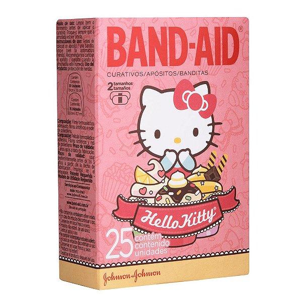 Curativos BAND AID Hello Kitty 25 unidades
