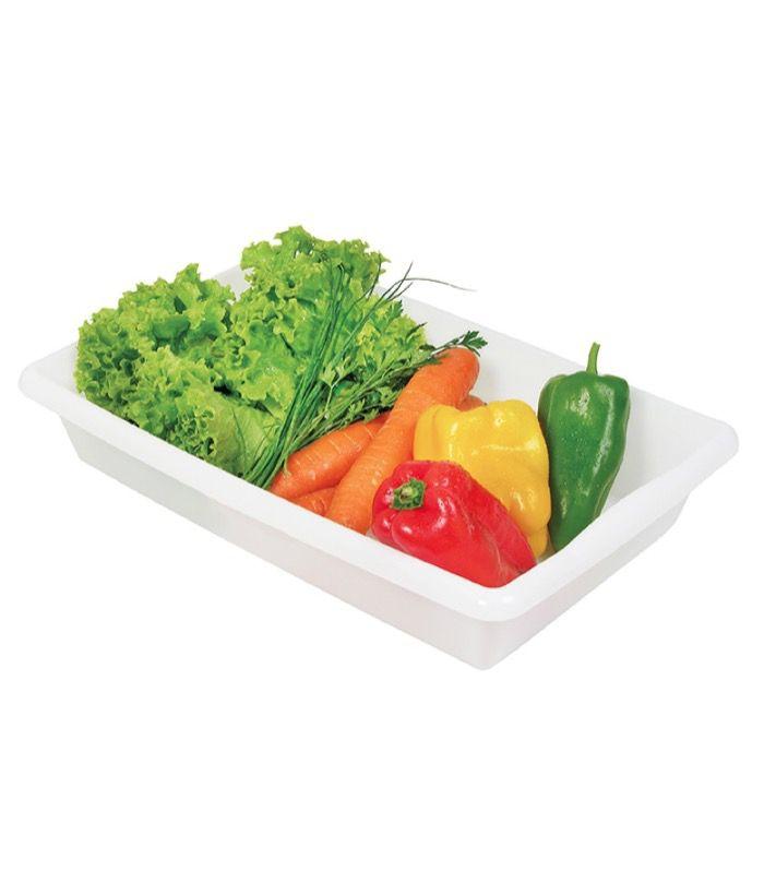 Travessa para Alimentos M Plástico Sanremo