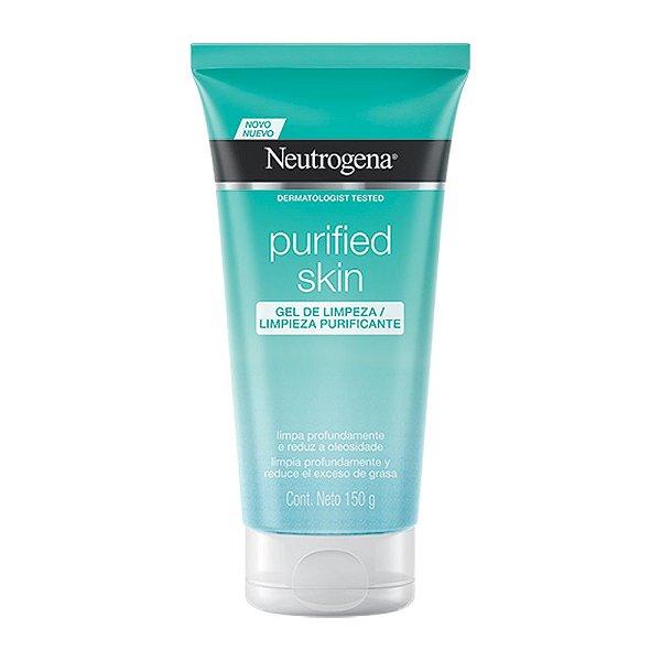 Gel de Limpeza NEUTROGENA Purified Skin 150g