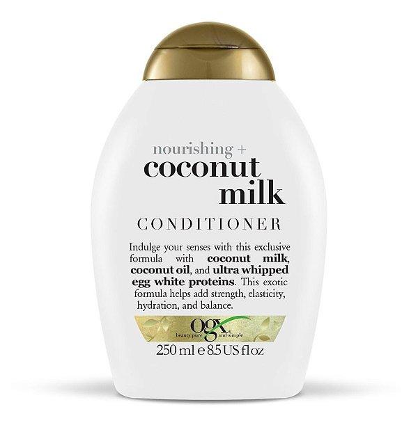 OGX Condicionador Coconut Milk 250ml