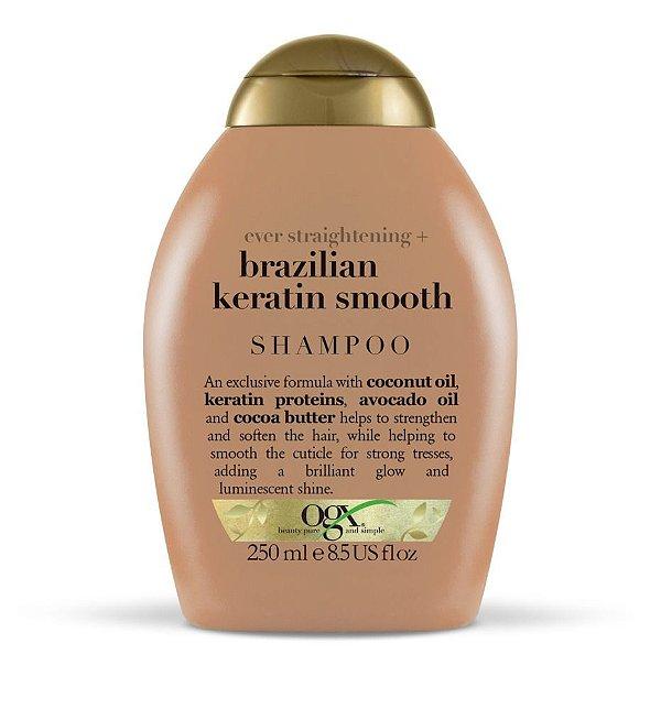 OGX Shampoo Brazilian Keratin Smooth 250ml
