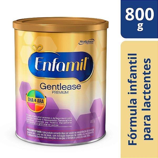 Fórmula Infantil Enfamil Gentlease 800g